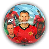 2013 Manchester United High Definition Photo Soccer Ball #5