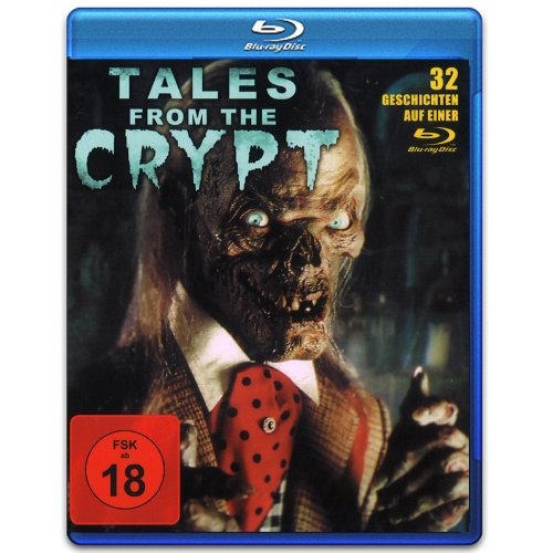 Tales From The Crypt - Geschichten aus der Gruft - 32 Episoden [Blu-ray]