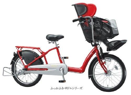 ブリヂストン アンジェリーノ プティット AG20-3 F.ピュアレッド 子供乗せ自転車 2013年モデル