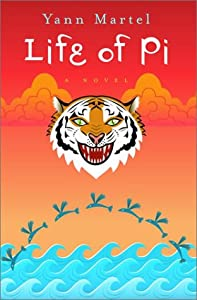 "Cover of ""Life Of Pi: A Novel"""