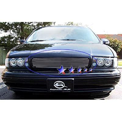 Amazon.com: 1994 1995 1996 Chevy Caprice Impala SS Billet Grille Grill