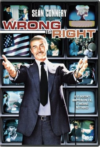 Cover art for  Wrong is Right