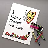 I Know Someone Who Died Coloring Book