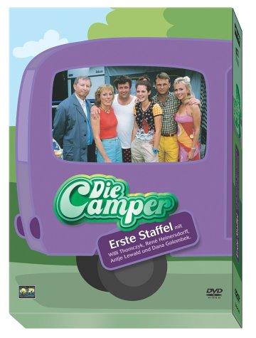 Die Camper - Erste Staffel [2 DVDs]