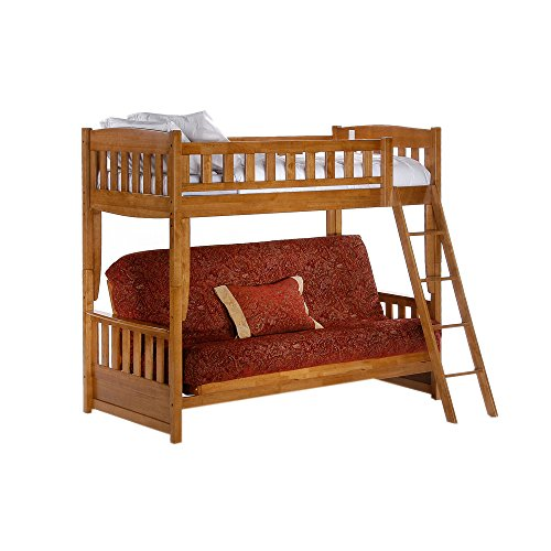 Bunk Beds With Couch 6184 front