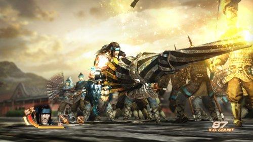 Dynasty Warriors 7  screenshot