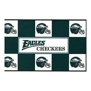 Big League Promotions Philadelphia Eagles Checkers by Big League Promotions