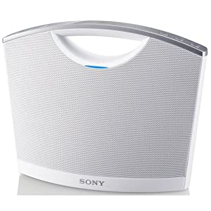 Sony SRSBTM8W.CEK Portable Wireless Speaker + Bluetooth - White