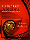 Intermediate Algebra: Concepts And Applications [Fifth 5th Edition] (0201847493) by Bittinger, Marvin L.; Ellenbogen, David J.