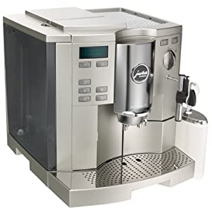 Jura-Capresso 13936 Impressa S9 Fully Automatic Coffee and Espresso Center from Jura