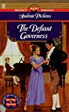 img - for The Defiant Governess (Signet Regency Romance) book / textbook / text book