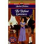 Book Review on The Defiant Governess (Signet Regency Romance) by Andrea Pickens