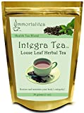 Gynostemma Tea - Herbal Blend of Gynostemma, White Mulberry , Tulsi and Oolong - Helps with Weight Loss, Blood Sugar, Blood Pressure and High Cholesterol - Great Naturally Sweet Taste - Curbs Appetite and Supercharges Your Metabolism.