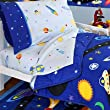 Out Of This World Toddler 3 Piece Sheet Set by Olive Kids