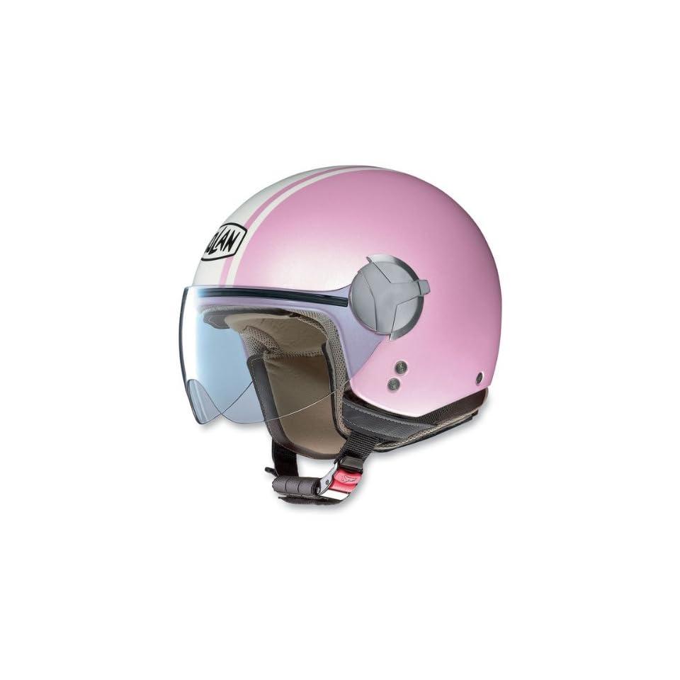 Nolan Pink N20 Caribe Helmet on PopScreen 08dff0eebf905