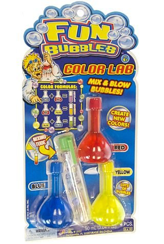 Fun Bubbles Color Lab JRI1559 - 1