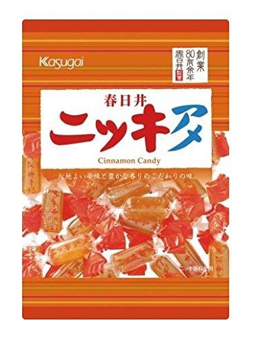 春日井 ニッキアメ 165g×12袋