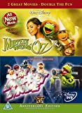 The Muppet Movie/The Muppets' Wizard Of Oz [DVD]