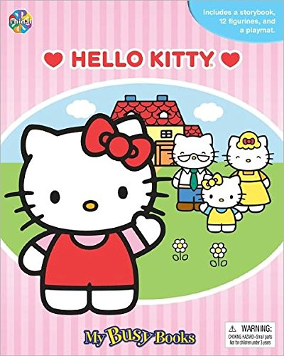 Hello Kitty My Busy Books - 1