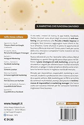 Web marketing per le PMI. Seo, email, app, Google, Facebook & Co. per fare business