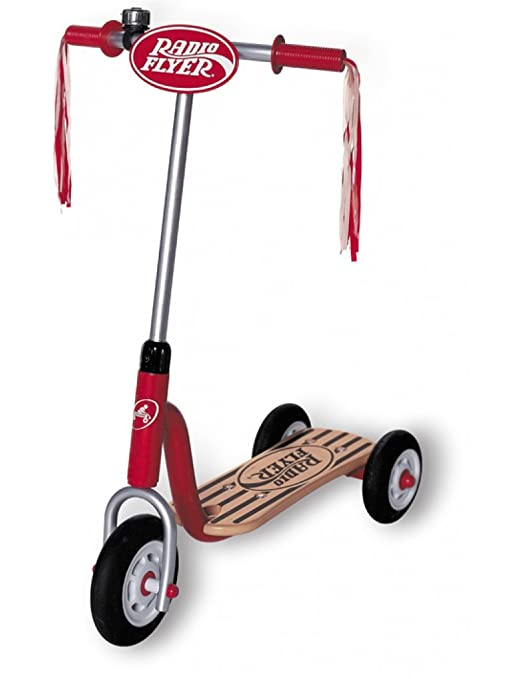 Radio Flyer - Trotinette Little Red Scooter
