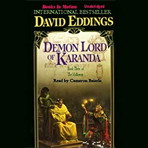 Demon Lord of Karanda Audiobook