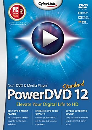 PowerDVD 12 Standard [Download]
