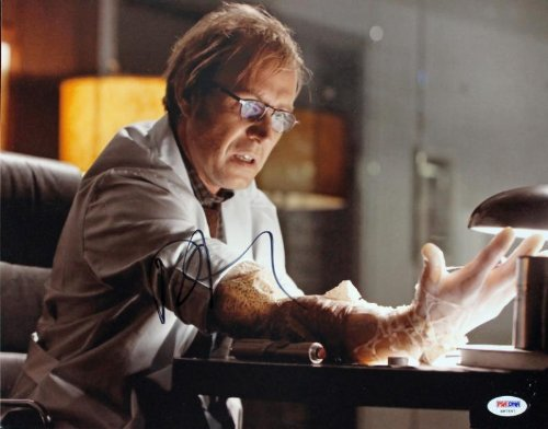Rhys Ifans Spiderman Signed Authentic 11X14 Photo Autographed PSA/DNA #S87557