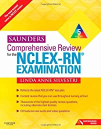 Saunders Comprehensive Review for the NCLEX-RN® Examination, 5e (Saunders Comprehensive Review for Nclex-Rn)