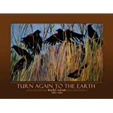 Turn Again, Art Print, Rachel Carson Quote