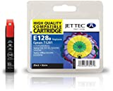 Jettec T1281 Black Epson Compatible Printer Ink Cartridge for Epson Stylus Office BX305F BX305FW Plus S22 SX125 SX130 SX235W SX420 SX420W SX425 SX425W SX435W SX445W