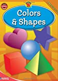 Colors & Shapes (Brighter Child Workbooks Brighter Child Preschool Workbooks)