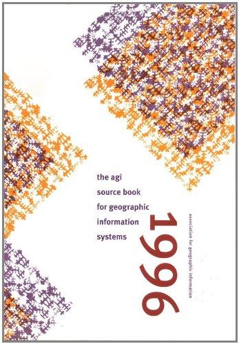 The Agi Source Book For Gis