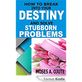 How To Break Into Your Destiny And Solve Stubborn Problems (English Edition)