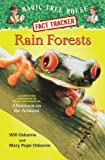 img - for By Mary Pope Osborne Magic Tree House Fact Tracker #5: Rain Forests: A Nonfiction Companion to Magic Tree House #6: After [Library Binding] book / textbook / text book