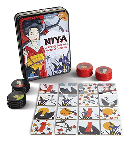 Niya - a game by Bruno Cathala