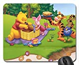 winnie the pooh Mouse Pad, Mousepad (10.2 x 8.3 x 0.12 inches)