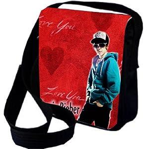 Justin Bieber small Shoulder Bag Purse