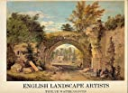 English Landscape Artist Twelve 12…