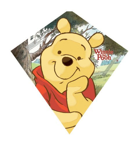"X-Kites SkyDiamond 23"" Winnie the Pooh Kite - 1"