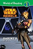 img - for Star Wars Rebels: Sabine's Art Attack (World of Reading, Level 1) book / textbook / text book