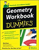 img - for Geometry Workbook For Dummies [Paperback] [2006] (Author) Mark Ryan book / textbook / text book