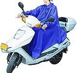 (アールドリーム)R-Dream バイク 自転車向けレインコート ブルー