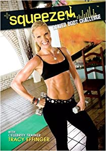 Tracy Effinger's Squeeze Lower Body Challenge DVD