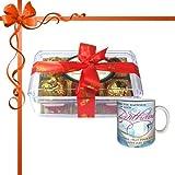 12pc Tempting Variety Of Truffles With Mug – Chocholik Luxury Chocolates
