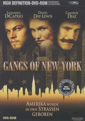 Gangs of New York (WMV DVD-Rom)