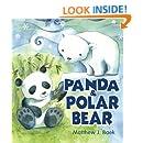 Panda and Polar Bear (Junior Library Guild Selection)