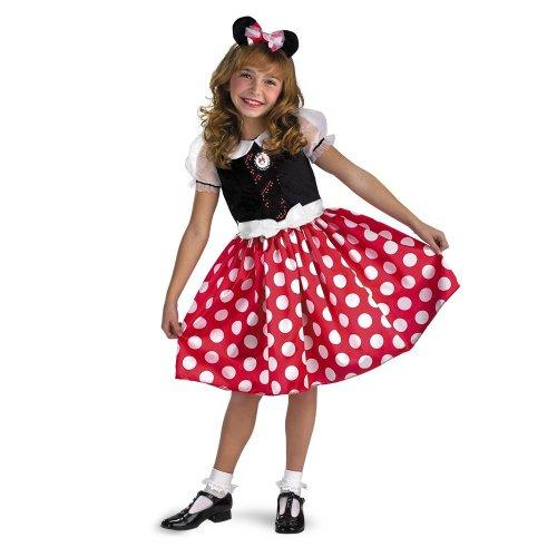 Disney Minnie Mouse Classic - Size: 3T - 4T