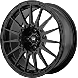 "Motegi Racing MR119 Rally Cross S Satin Black Wheel With Clearcoat (17x7""/4x100mm, +40mm offset)"