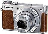 Canon デジタルカメラ PowerShot G9 X(シルバー) 光学3.0倍ズーム 1.0型センサー PSG9X(SL)